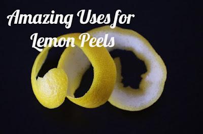 Amazing Uses for Lemon Peels