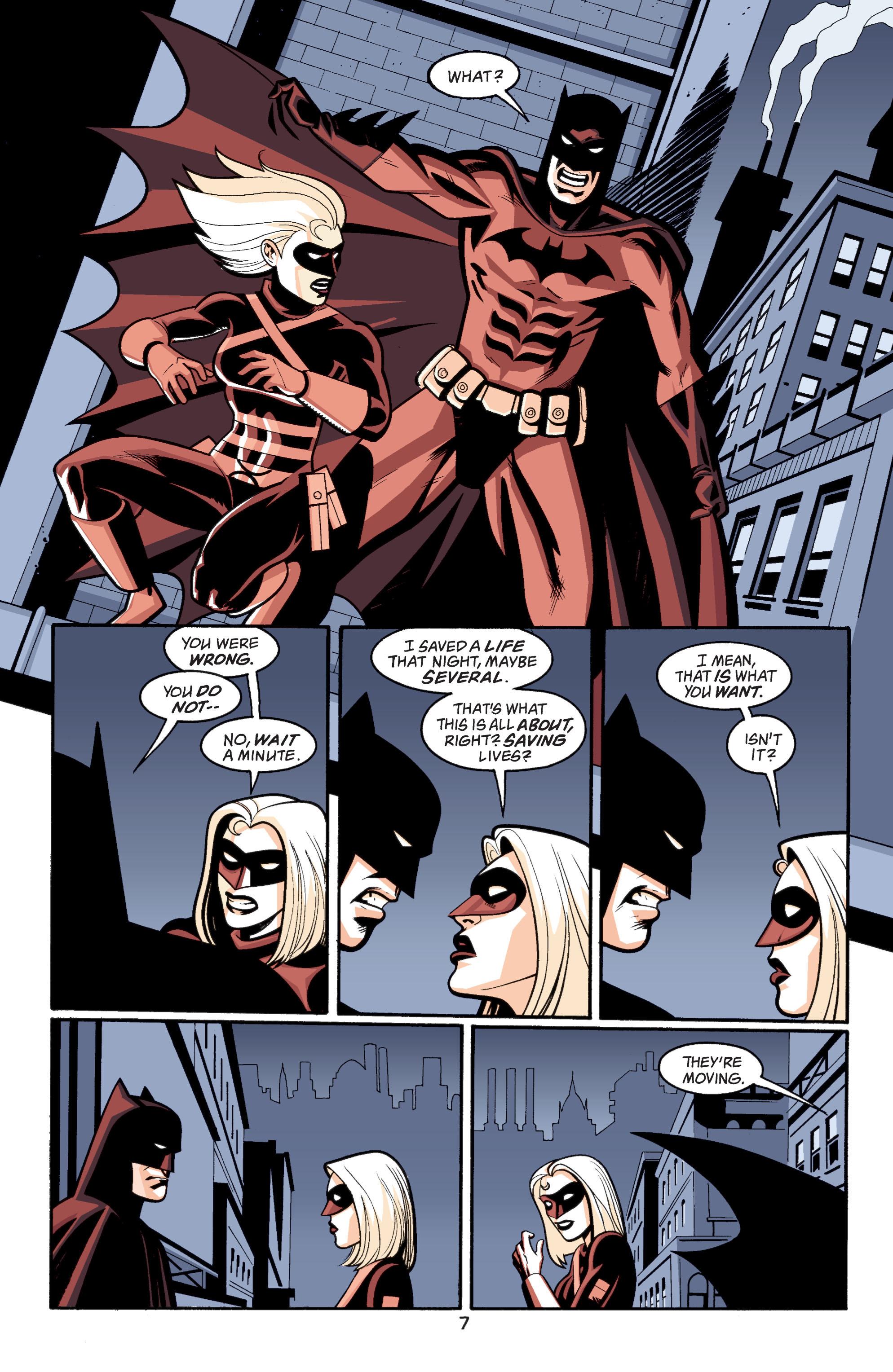 Detective Comics (1937) 764 Page 7