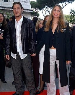 Totti And Ilary
