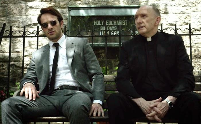 Simply TV: Marvel's Daredevil Episode Three: Rabbit in a Snowstorm (Matt's Take)