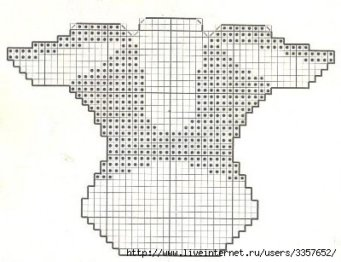Crochetpedia: 2D Crochet Farm Animal Applique Patterns