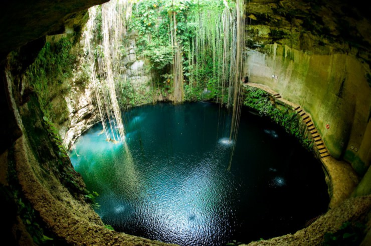 8. Cenotes, Mexico - Top 10 Enigmatic Places