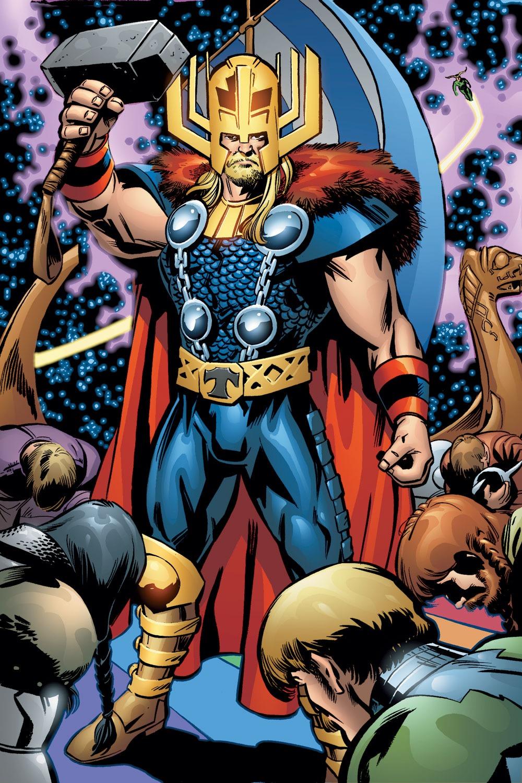 Thor (1998) Issue #44 #45 - English 22