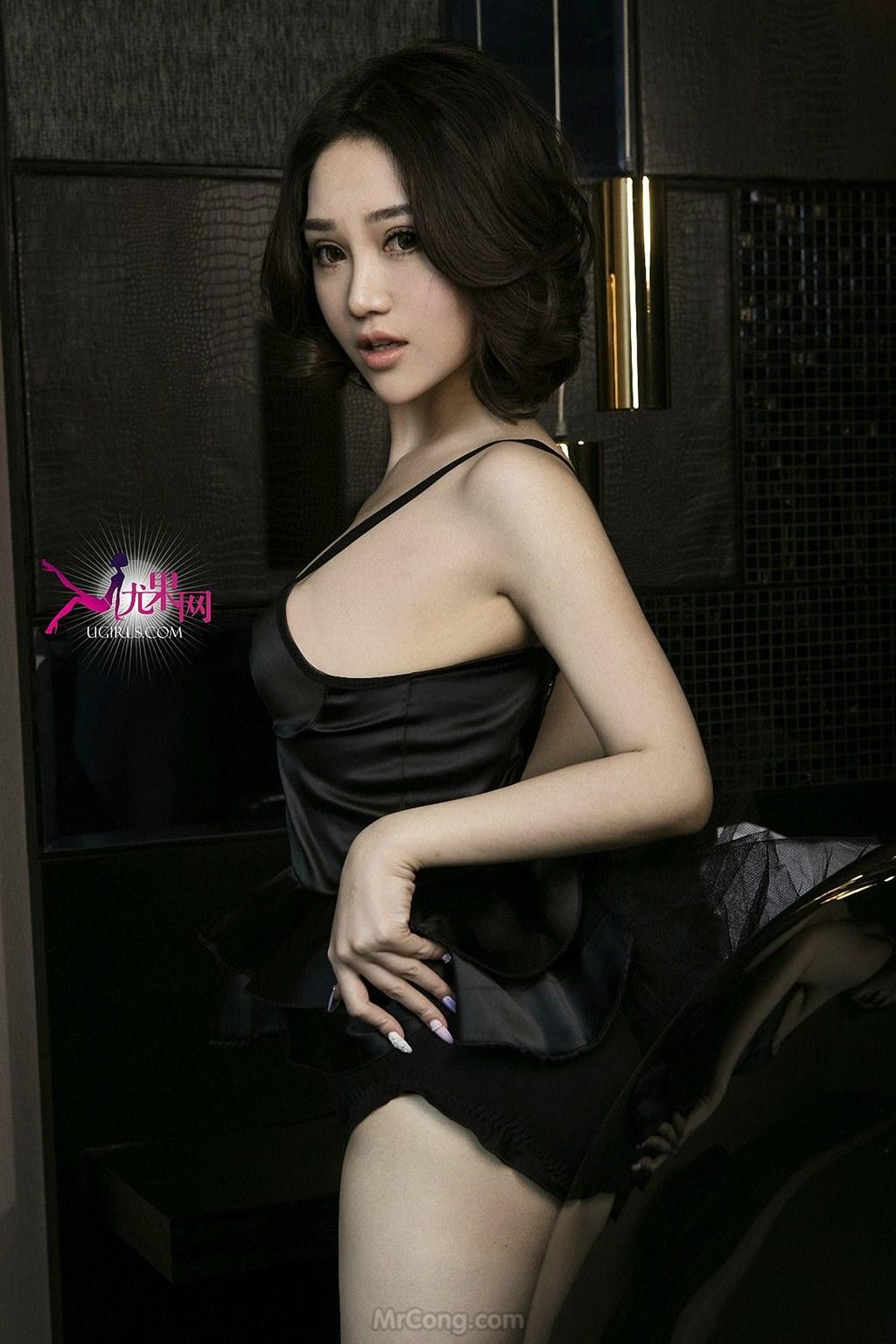 Image MrCong.com-UGIRLS-U146-Wang-Er-Lin-020 in post Mê mẩn với thân hình hoàn hảo của người đẹp Wang Er Lin (王尔琳) trong bộ ảnh UGIRLS 146