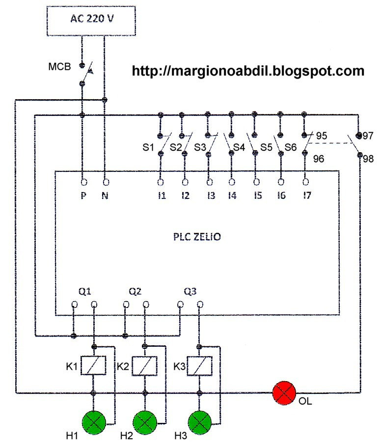 ductable split ac wiring diagram