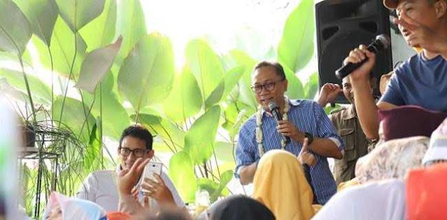 PAN Dan Prabowo-Sandi Ingin UKM Bisa Go International