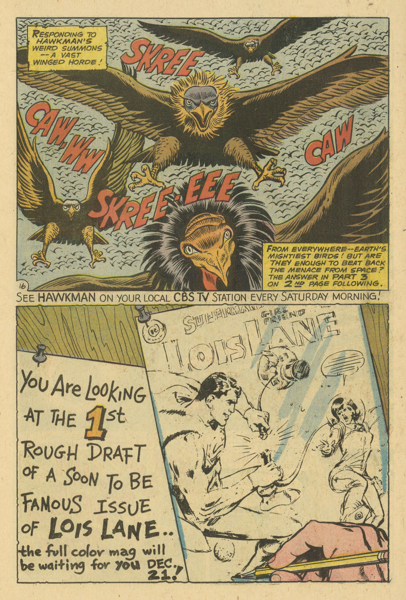 Hawkman (1964) issue 24 - Page 18
