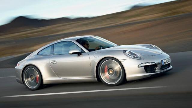 Porsche Carrera 911 Sport