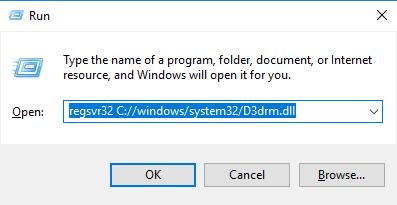 Télécharger D3drm.dll Fichier Gratuit Installer