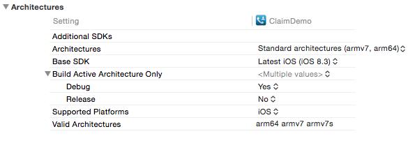 technikova: Verify architecture of iOS app before distribution