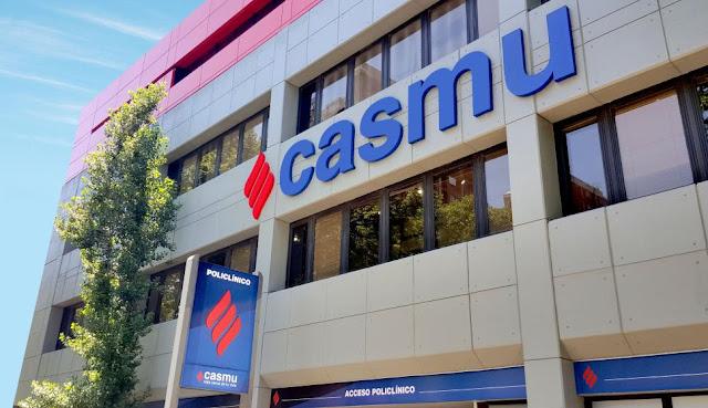 Atención en recepción de Urgencias - CASMU