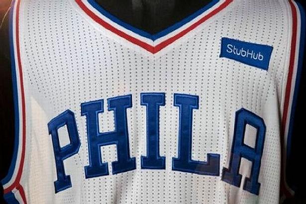c74c5e86c1 Philadelphia 76ers é a primeira equipe a fechar patrocínio de camisa ...