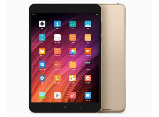 Xiaomi Mi Pad 3 with 4GB RAM, 64GB ROM and 6600mAh Battery Now Official