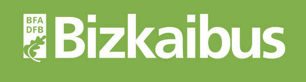 Resultado de imagen de Bizkaibus logo