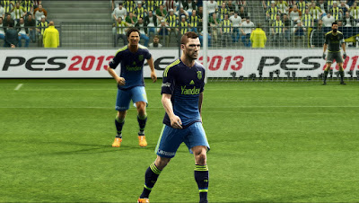 PES 2013 Fenerbahce & Chelsea 2015/16 Update GDB by Vulcanzero