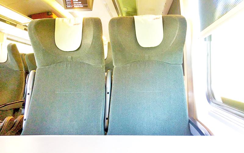 Train Munich-Vienne OBB