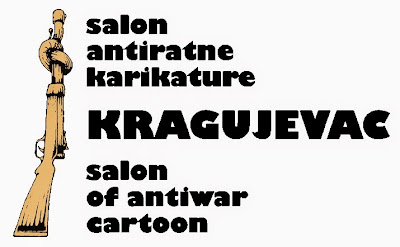 The 20th International Salon of Antiwar Cartoon Contest, Kragujevac 2019, Serbia