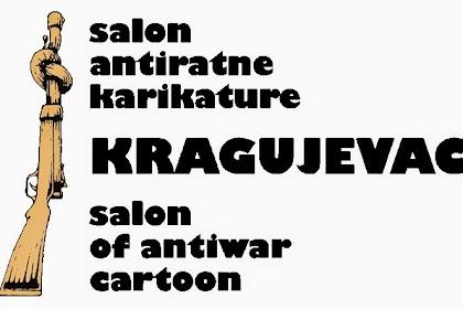 The 20th International Salon of Antiwar Cartoon Contest, Kragujevac 2019, Serbia