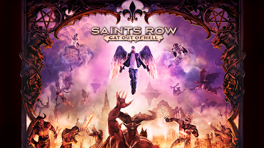 Saints Row: Gat out of Hell Repack RG Catalyst