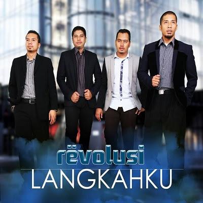 Revolusi feat DJ Dak Asrul - Langkahku
