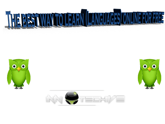 The best way to learn (Languages) online for free