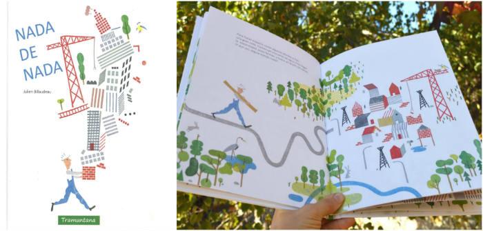 cuentos libro infantiles respetar cuidar medio ambiente nada de nada billaudeau