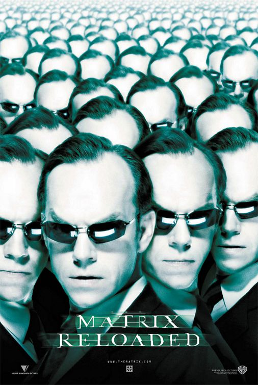 Nonton Film The Matrix Reloaded (2003)