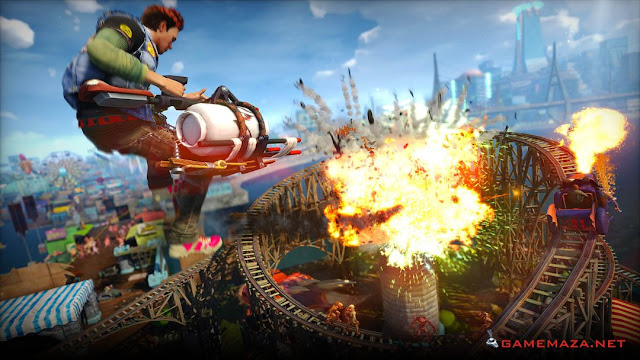 Sunset Overdrive Gameplay Screenshot 3
