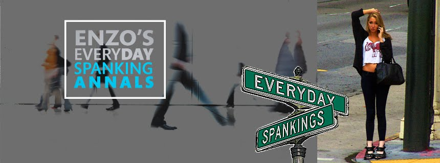 Everyday Spankings