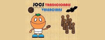 Pilota valenciana: Escala i corda: Jocs Tradicionals Valencians