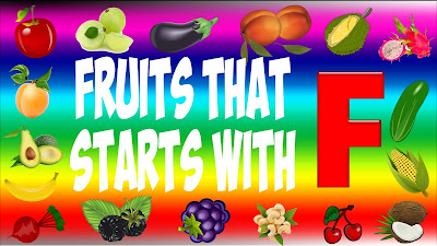 fruits that start with f
