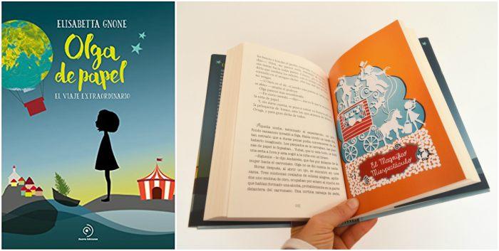 cuentos libros lecturas recomendadas verano 2018 Olga de papel elisabetta gnone