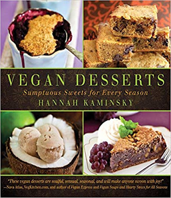 Vegan Desserts Cookbook Cover