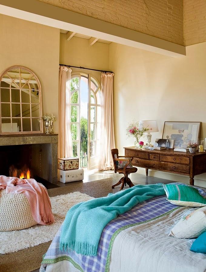 Beautiful Romantic Bedrooms: A Romantic Idea For The Bedroom