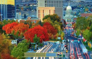 Idaho the fastest-growing state by population, US Census Bureau estimates
