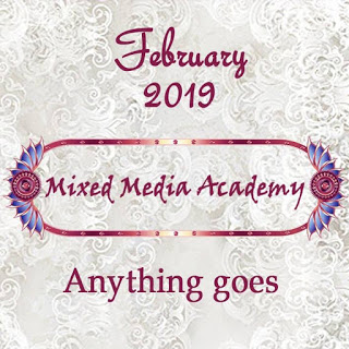 Join us at Mixed Media Academy