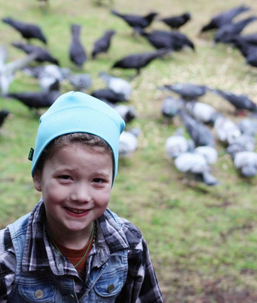 Keistimewaan Bersahabat Dengan Burung