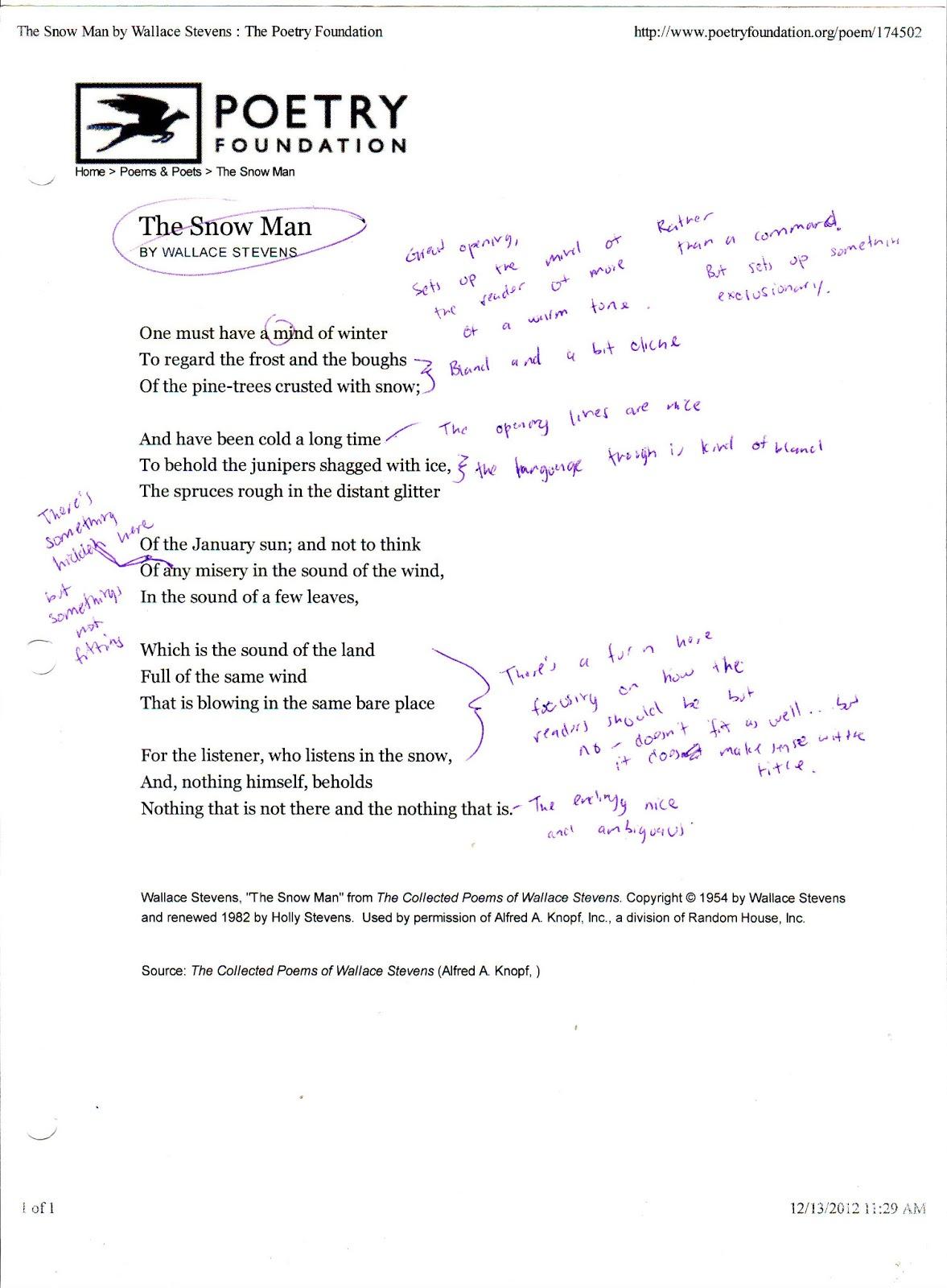 Critical essays on Wallace Stevens