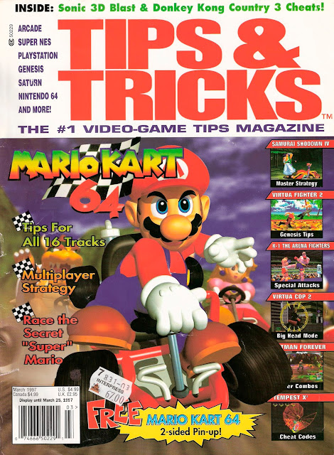 Tips & Tricks (March 1997)