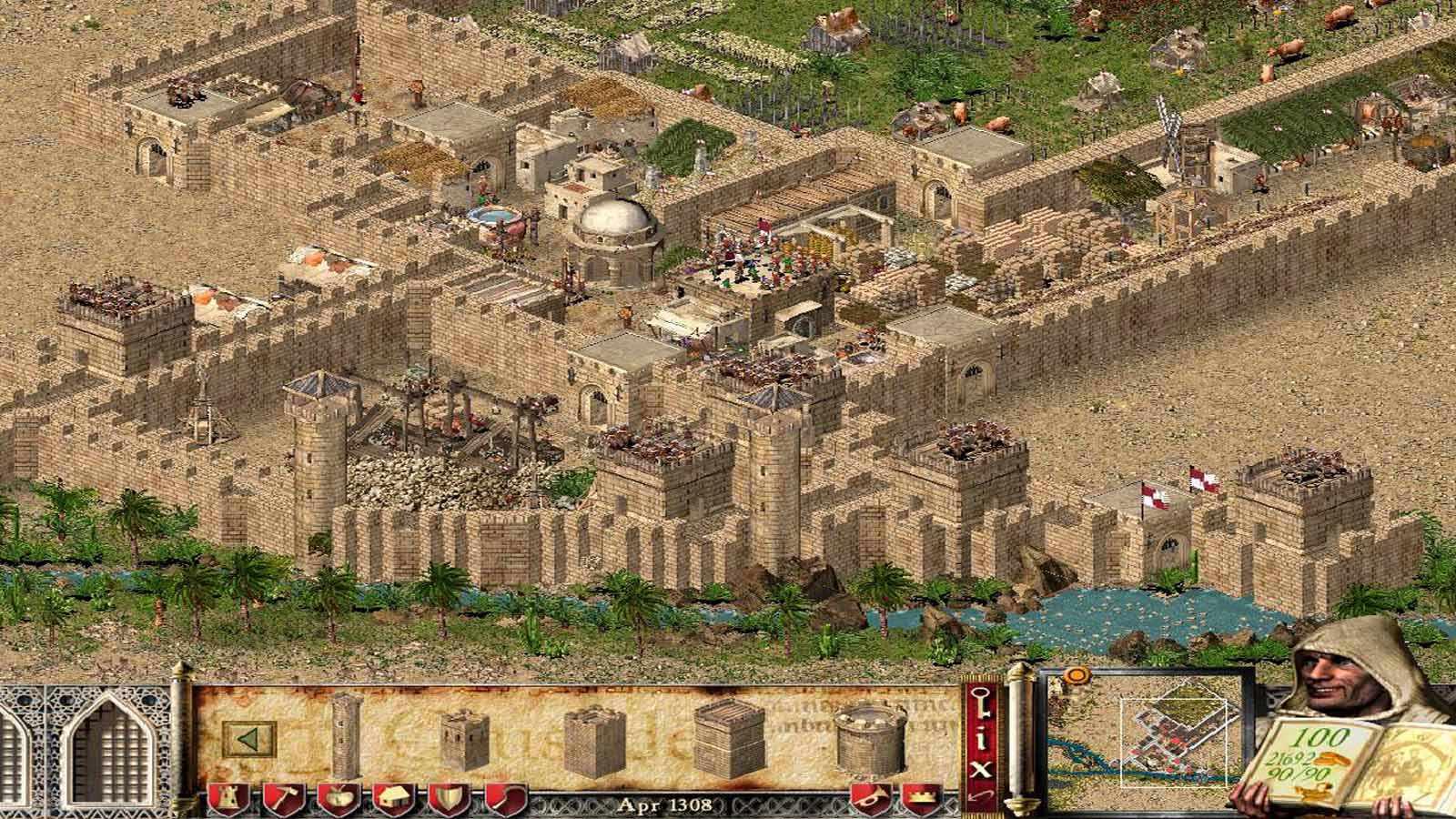 تحميل لعبة Stronghold Crusader HD مضغوطة برابط واحد مباشر + تورنت كاملة مجانا