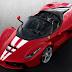 Last LaFerrari Ferrari Aperta