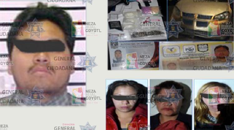 Cae en Neza 'poli' vinculado al Cártel de Tláhuac