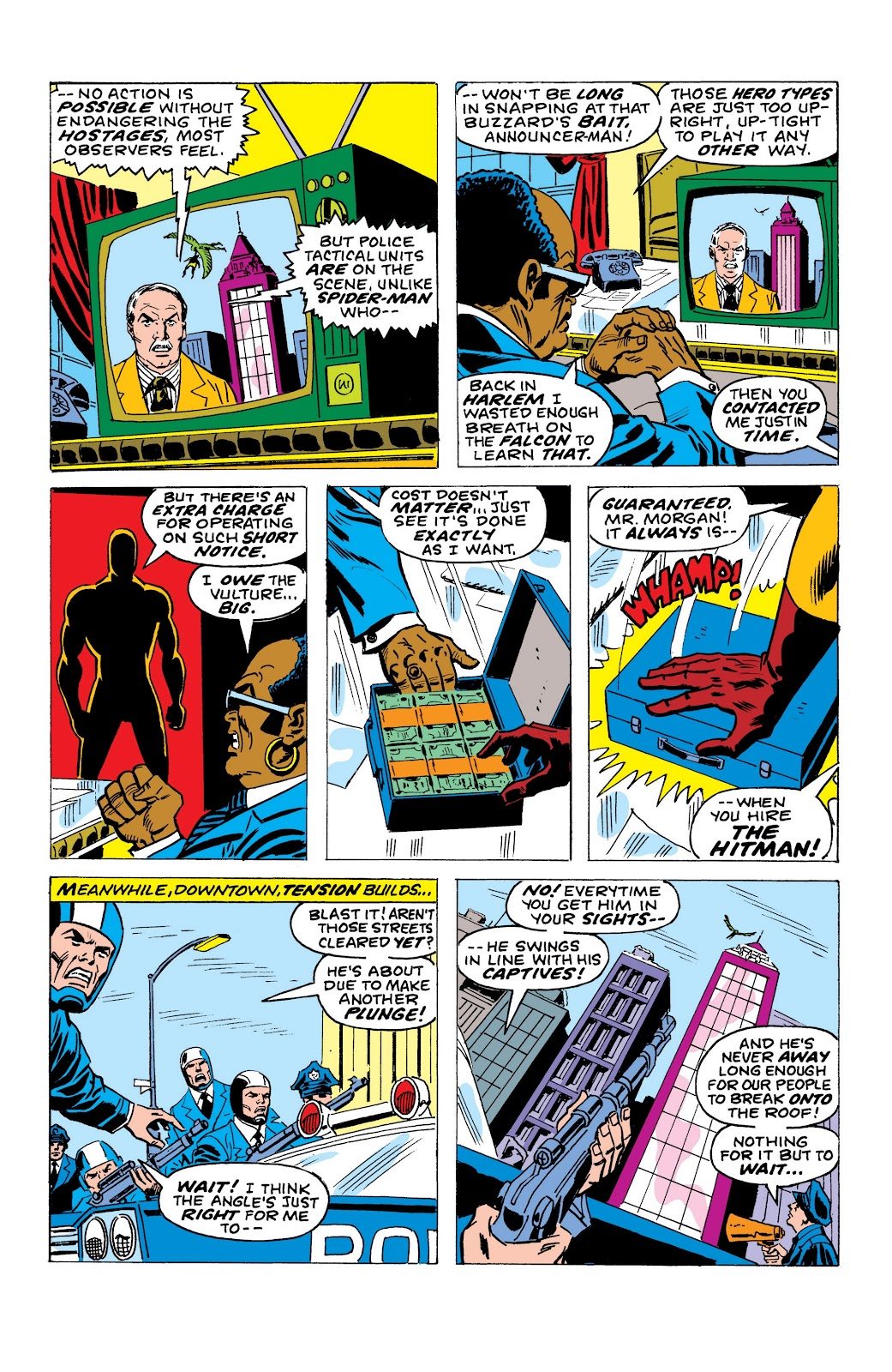 Read online Marvel Masterworks: The Spectacular Spider-Man comic -  Issue # TPB (Part 1) - 73
