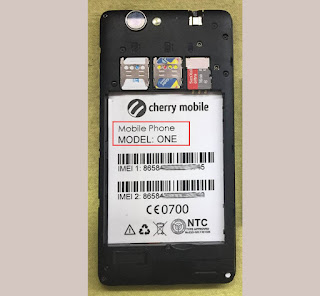 Cherry Mobile Android ONE rom
