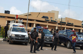 Edo State House of Assembly troubles