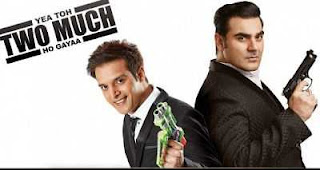 Yea Toh Two Much Ho Gayaa 2016 Hindi Movies Download 700mb DesiSCR