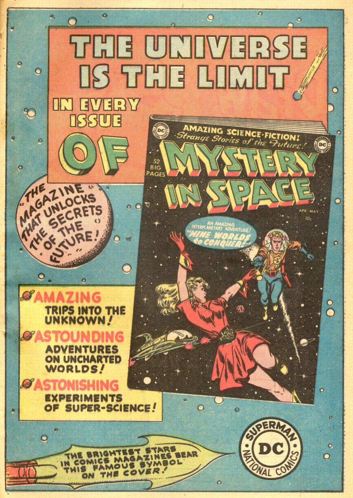Read online Detective Comics (1937) comic -  Issue #170 - 49
