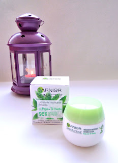 SkinActive Hoja de Té Verde de Garnier