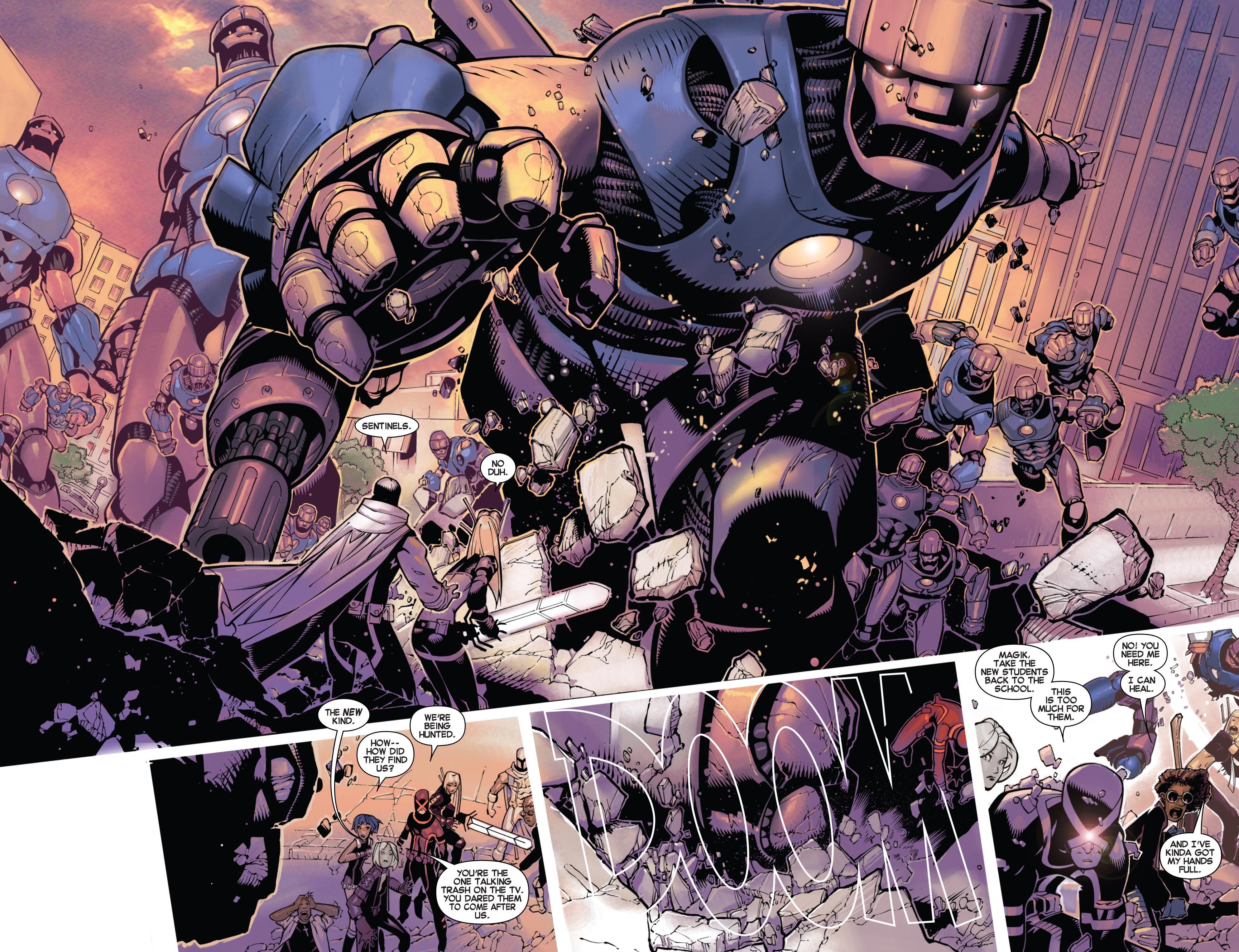 Read online Uncanny X-Men (2013) comic -  Issue # _TPB 1 - Revolution - 15