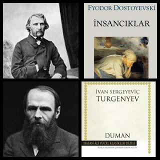 Dostoyevski-Turgenyev